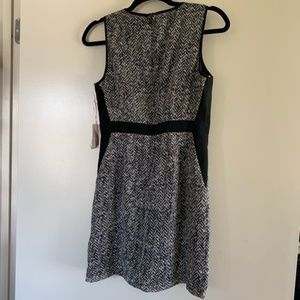 Forever 21 Dresses - NWT Forever 21 | Dark Gray Print Sheath Mini Dress